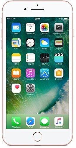 "Apple iPhone 7 Plus 32GB Rosegold LTE IOS Smartphone ohne Simlock 5,5"" Display"