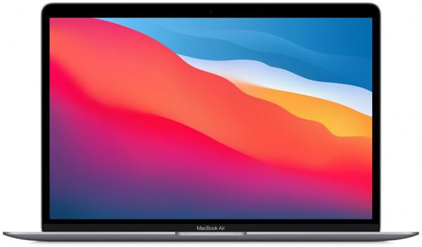 "Apple MacBook Air 13.3"" M1 8GB RAM 256GB SSD grau (2020)"