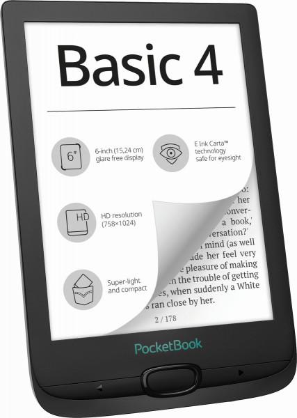 Pocketbook Basic 4 schwarz