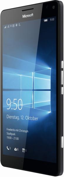 """Microsoft Lumia 950 XL 32GB schwarz LTE Windows Smartphone ohne Simlock 5,7"""""""