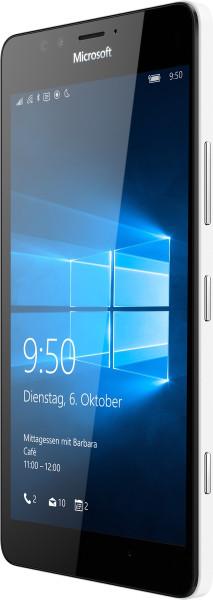 "Microsoft Lumia 950 32GB weiß LTE Windows Smartphone 5,2"" ohne Simlock 20 MPX"