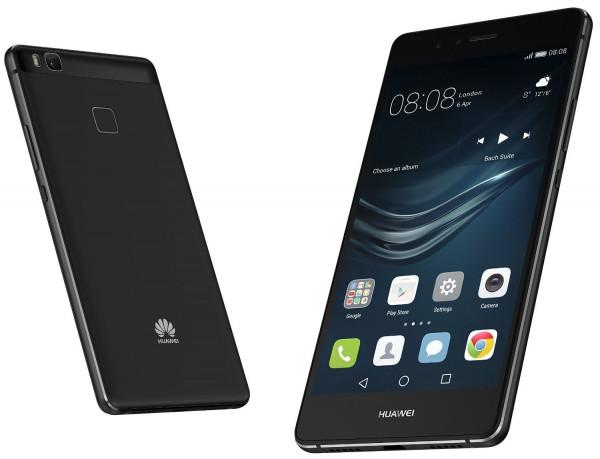 "Huawei P9 lite schwarz Dual SIM 16GB 5,2"" LTE Android Smartphone ohne Simlock"