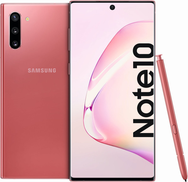 "Samsung N970F Galaxy Note 10 DualSim 256GB LTE Android Smartphone 6,3"" 12 MPX"