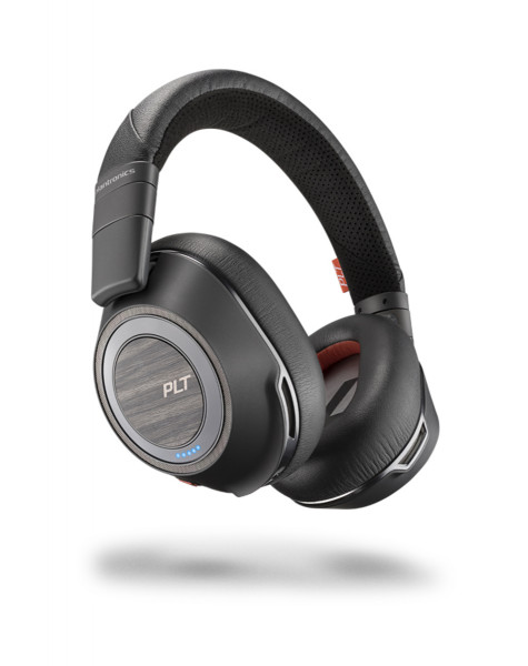 Plantronics Bluetooth Headset Voyager 8200 UC Schwarz USB-C