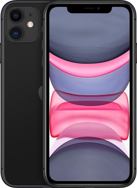 Apple iPhone 11 schwarz 64GB