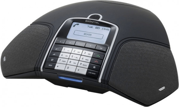 Konftel 300Wx (ohne DECT-Basisstation) Konferenztelefon Funktionsbereich 30 m²