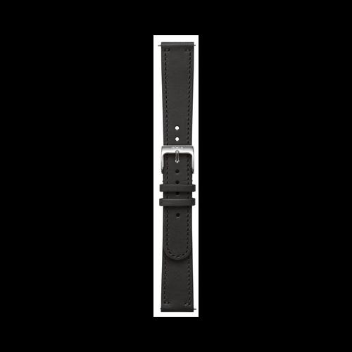 Withings Leder-Armband 18mm schwarz