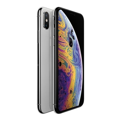 "Apple iPhone XS Max silber 256GB LTE iOS Smartphone 6,5"" OLED Display 12MPX eSim"