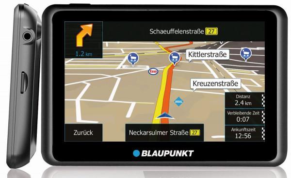 Blaupunkt Travelpilot 55 Active TRUCK/CAMPING EU LMU *Sehr Gut