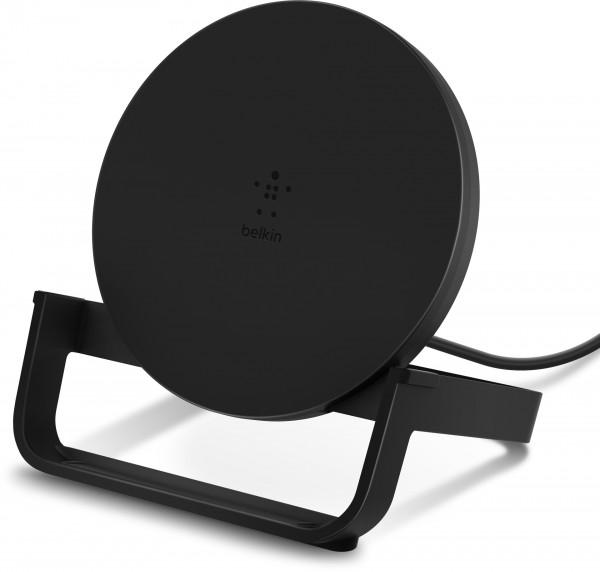 Belkin kebellose induktive Handy Ladestation 10W Micro-USB Kabel schwarz