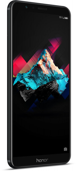 "Honor 7X schwarz 64GB DualSim LTE Android Smartphone ohne Simlock 5,93"" Display"