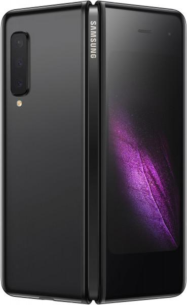 Samsung F907 Galaxy Fold 5G schwarz 512GB