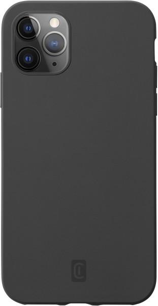 Cellularline Silikon Hülle SENSATION iPhone 12 / 12 Pro, Black