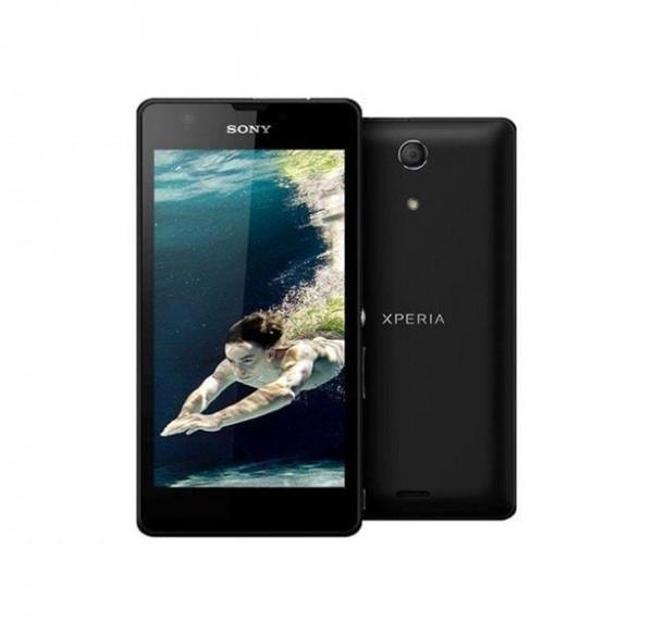 Sony C5503 Xperia ZR schwarz 8GB 4,5 Zoll LTE Android Smartphone ohne Simlock