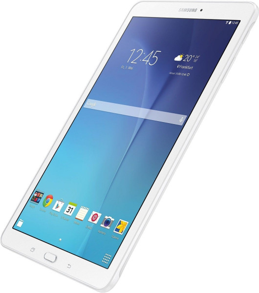 Samsung GALAXY TAB E T561 9.6 Zoll Wifi + 3G weiß Android 4.4 Tablet 8GB