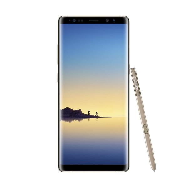 Samsung Galaxy Note 8 Gold 64GB LTE Android Smartphone