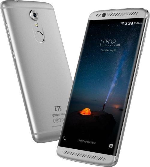 """ZTE Axon 7 mini grau 32GB Dual SIM LTE Android Smartphone 5,2"""" ohne Simlock 16MP"""