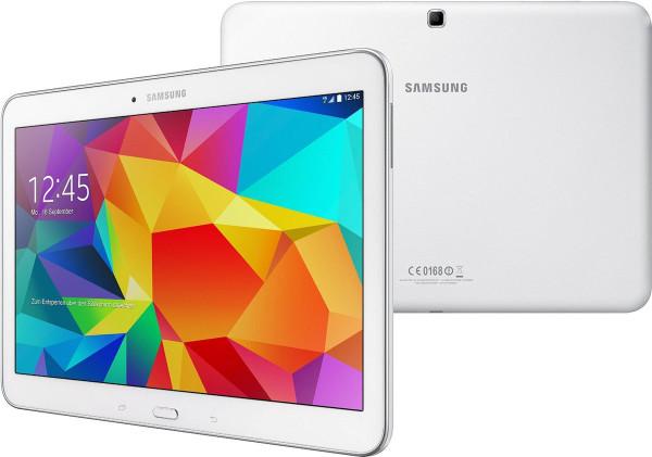 "Samsung GALAXY Tab 4 10.1 WiFi weiß 16GB 1,2GHz Android Tablet PC 10"" Display"