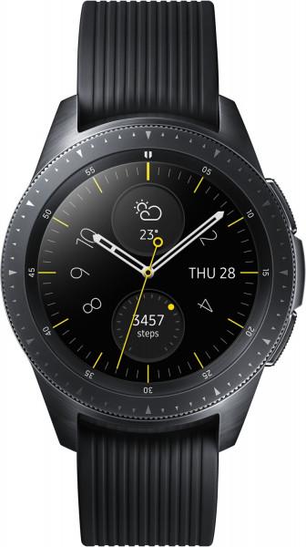 Samsung SM-R815F Galaxy Watch 42mm schwarz LTE 1,2 Zoll Unisex Edelstahl