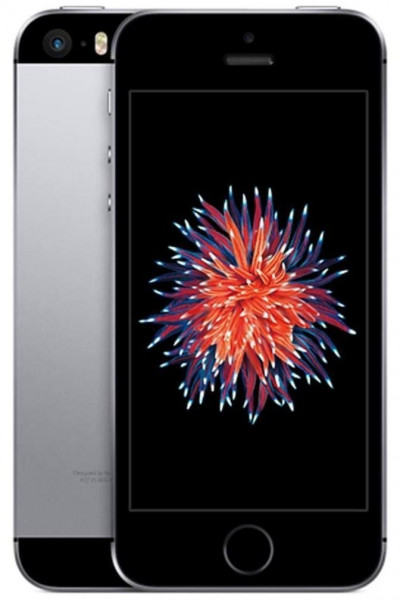 Apple iPhone SE Spacegrau 16GB REFURB