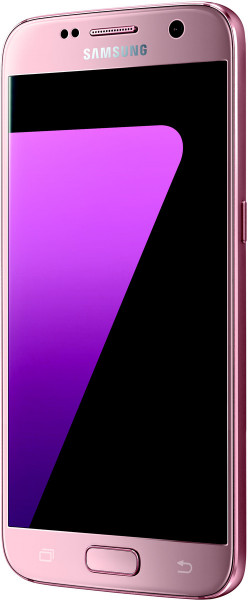 """Samsung Galaxy S7 pink gold 32GB LTE Android Smartphone 5,1"""" ohne Simlock 12 MP"""
