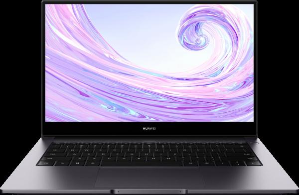 Huawei MateBook D14 Ryzen 5 3500U 8GB 512GB grau Win10 Gebraucht - Gut