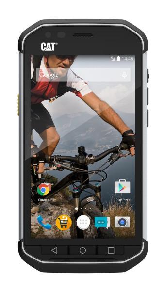 """CAT S40 schwarz Outdoor Smartphone Android 4,7"""" staubfest sturzfest LTE 16GB"""