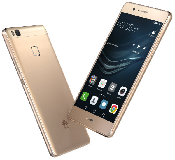 """Huawei P9 lite gold Dual SIM 16GB LTE Android 5,2"""" Smartphone ohne Simlock 13MPX"""