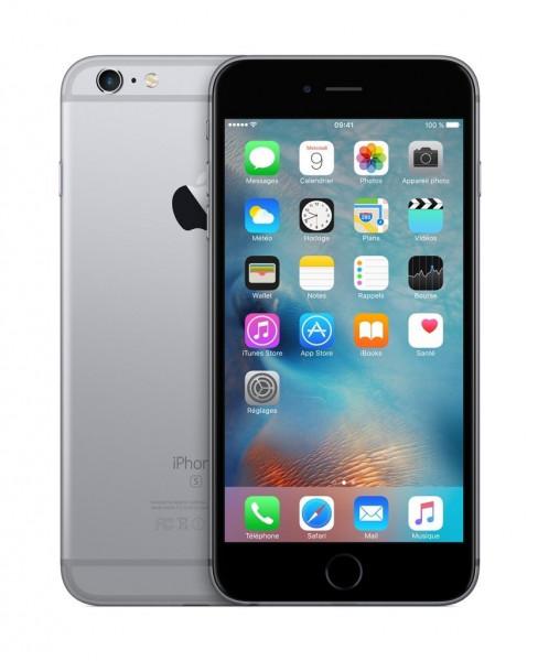 "Apple Iphone 6S Plus 128GB Spacegrau LTE IOS Smartphone 5,5"" ohne Simlock 8 MPX"