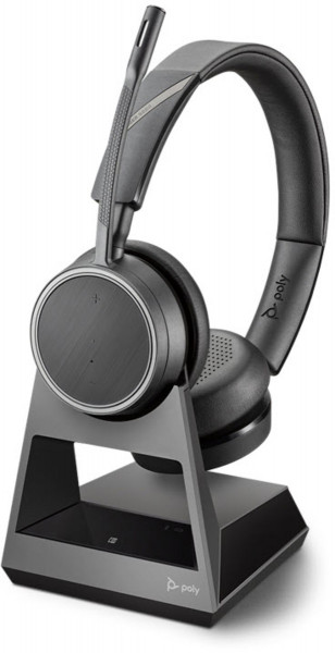 Poly BT Headset Voyager 4220 Office 1-way Base