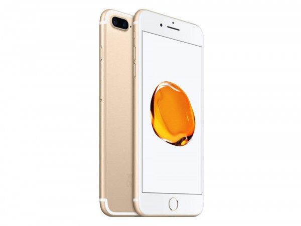 "Apple iPhone 7 Plus gold 128GB LTE iOS Smartphone ohne Simlock 5,5""Display 12MPx"