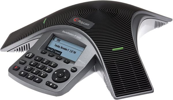 Polycom SoundStation IP 5000 SIP PoE