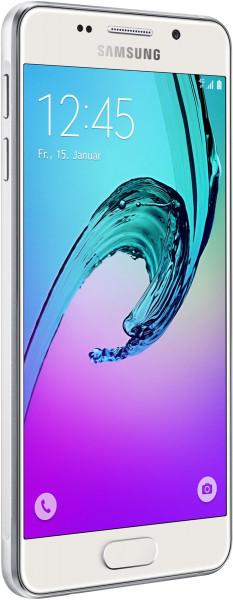 """Samsung A310F Galaxy A3 2016 weiß 16GB LTE Android 4,7"""" Smartphone ohne Simlock"""