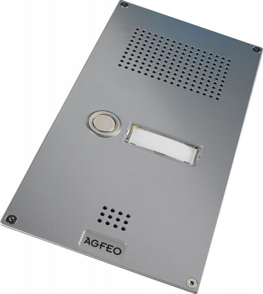 AGFEO Premium TFE 1 silber Türsprechstelle