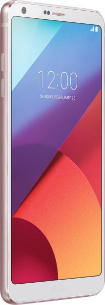 "LG G6 32GB Weiß LTE Android Smartphone ohne Simlock 5,7"" Display 13 MP Kamera"