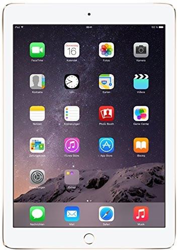 "Apple iPad Air 2 128GB Gold LTE iOS Tablet PC ohne Vertrag 9,7"" Display 8MPX"