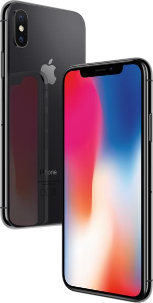 "Apple iPhone X 256GB Spacegrau LTE iOS Smartphone ohne Simlock 5,8""Display 12MP"