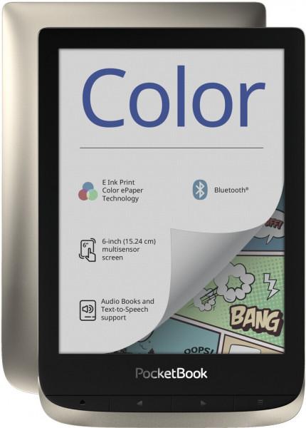 PocketBook Color - moon silver