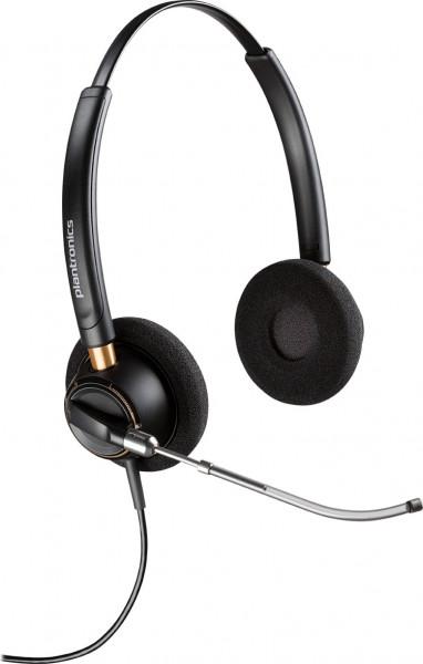 Plantronics Headset EncorePro HW520V binaural QD