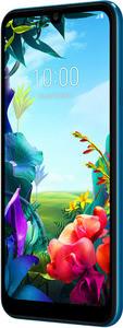 "LG K40s DualSim Moroccan Blue 32GB <span class=""break-state""> <span class=""display-state-slash""> </span> Neuwertig, B-Ware</span>"