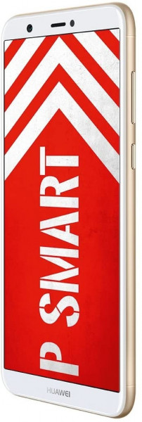 """Huawei P Smart Dual-SIM, 32 GB, 4G/LTE Android Smartphone, Gold, 5,65"""" Display"""