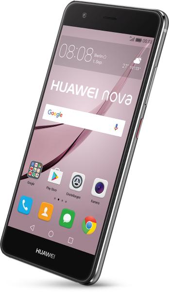 "Huawei Nova Dual SIM grau 32GB LTE Android Smartphone ohne Simlock 5"" Display"