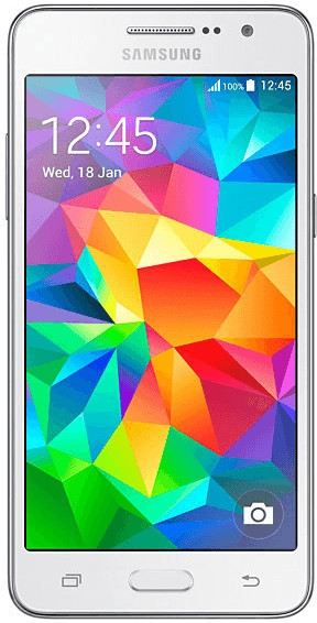 Samsung SM-G531F Grand Prime Value Edition weiß LTE Android Smartphone 8MPX