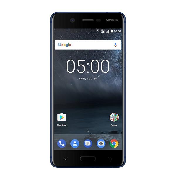 "Nokia 5 blau 16GB Dual SIM LTE Android Smartphone ohne Simlock 5,2"" Display"