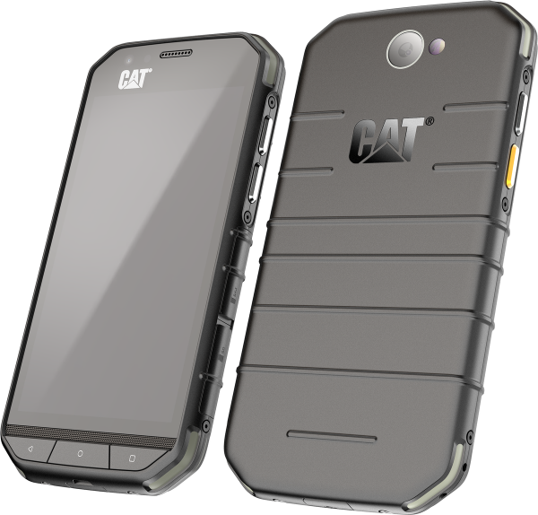 "CAT S31 DualSim schwarz 16GB LTE Android Outdoor Smartphone 4,7"" Display 8 MPX"