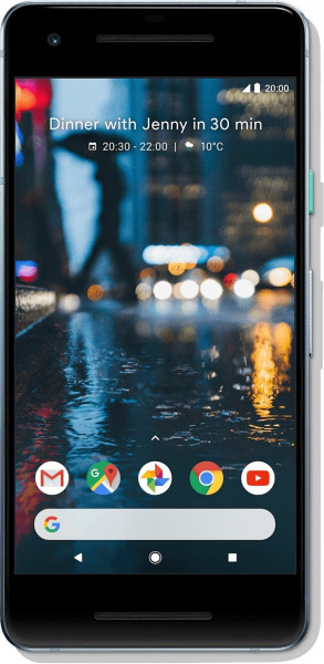 "Google Pixel 2 blau 64GB LTE Android / Google Smartphone 5"" Display 12,2 MPX 4K"