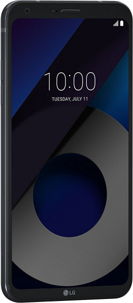"LG Q6 Plus DualSim schwarz 64GB LTE Android Smartphone 5,5"" Display 13Megapixel"