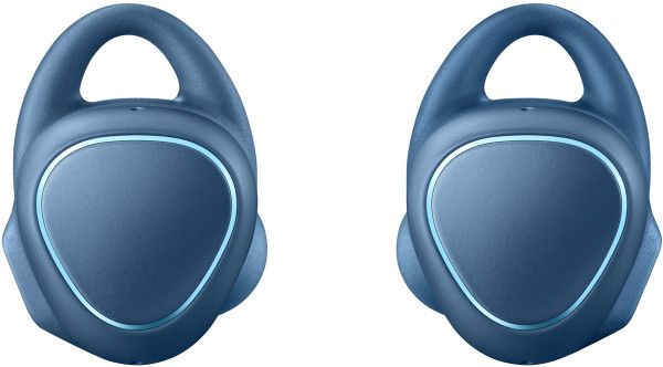 Samsung Gear IconX blau Kabelloses In-ear-Headset Pulsmessung Fitnesstracker