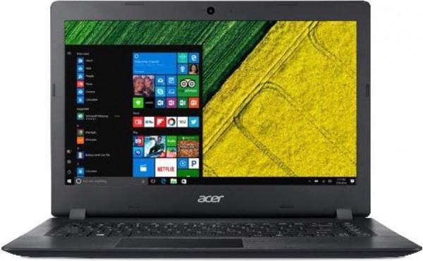 """Acer Aspire 1 schwarz N5000 64GB SDD Windows Notebook 14"""" FullHD Display 4GB RAM"""