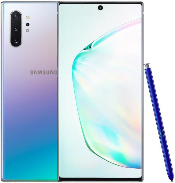 Samsung N976B Galaxy Note 10+ 5G Aura silber 256GB Telekom